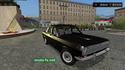 ГАЗ 24 для FS 2017
