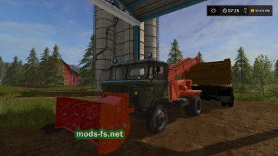 GAZ UP 66 mods