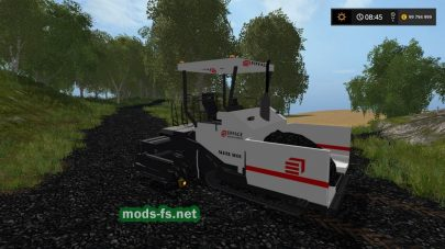 Ground Modification Pack For Mining Map в FS 2017
