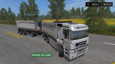 Мод КамАЗ 6580 K3340