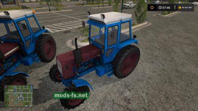 LTZ 55 mods