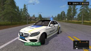 Mercedes Benz C250 mods