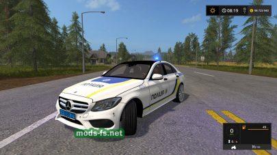 Mercedes Benz C250 mods