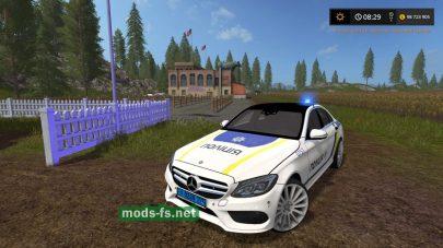 Mercedes Benz C250 для FS 17