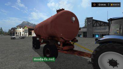 Цистерна для воды в FS 17