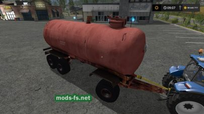 MZHT-16 mods