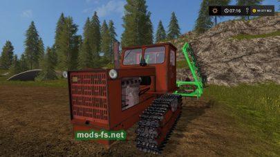 Т-4 (Алтаец) для Farming Simulator 2017