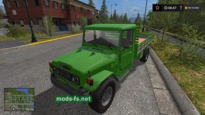 Скриншот мода «Toyota Land Cruiser»