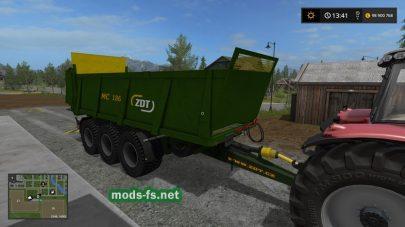 ZDT MC 186 mods