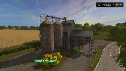 Завод на карте Millhouse Farm