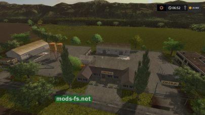 Скриншот мода карты «Nadasdfalva»