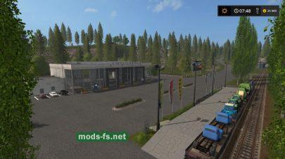 «Region 18» mods FS 17