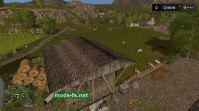 OldSlovenianFarm mods FS 17