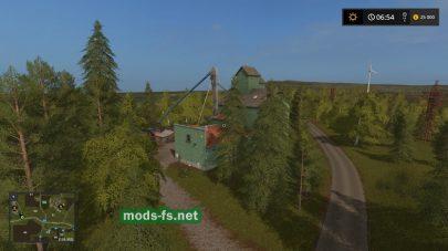 Скриншот карты «FarmTownDvaz»