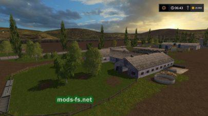 Скриншот карты Sovhoz Zarya
