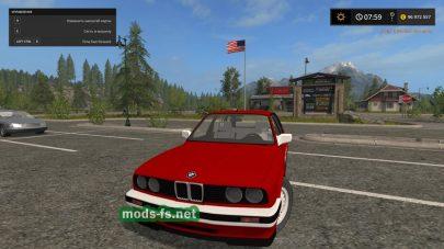 BMW 325IXTouring(E30) 1988