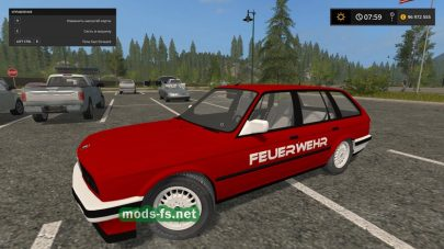 BMW 325IX mods