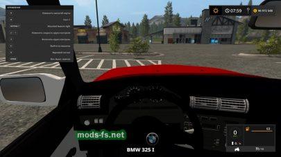 Мод на BMW 325IXTouring(E30)