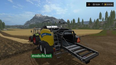 Direct Square Silage Hacker FS 2017