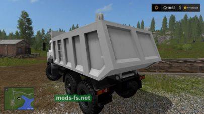 Самосвал URAL M для FS 17