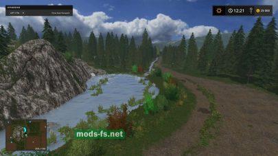Скриншот карты «Lotice»