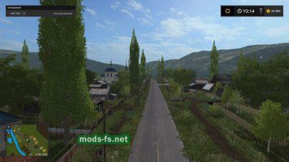 «Колхоз им. Мичурина» для Farming Simulator 2017