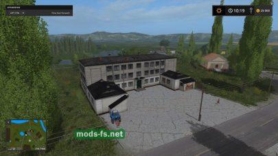 Игровая карта «Колхоз им. Мичурина»