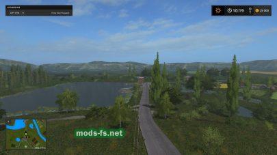 Скриншот карты «Michurin»