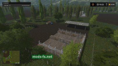 Фото игровой локации: «Колхоз им. Мичурина»