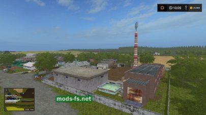 «КФХ Фортуна» для Farming Simulator 2017