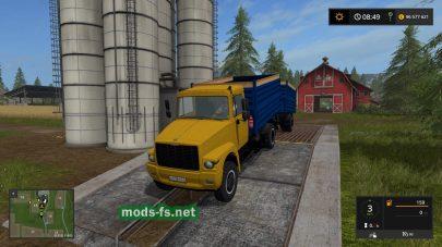 gaz-3309 mods