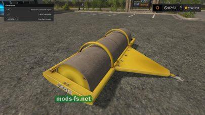 Mods GRAYS 10FT ROLLER