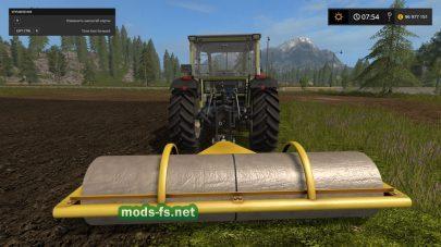 Каток для игры Farming Simulator 2017