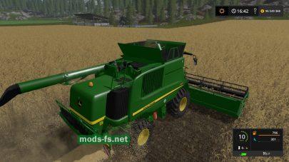 John Deere T660I mods