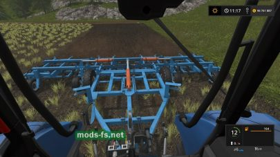 KBM 8PS mods