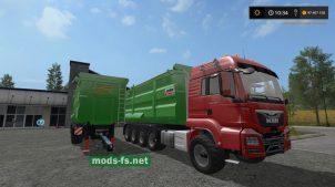 FS17 Kroeger Man Pack
