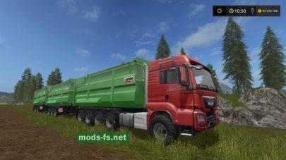 Мод грузовика Man