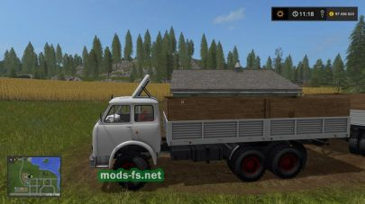 maz-514 mods