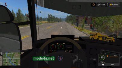 Scania для Farming Simulator 2017