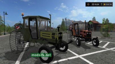 Мод пак необычных тракторов