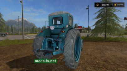 Мод Т-40