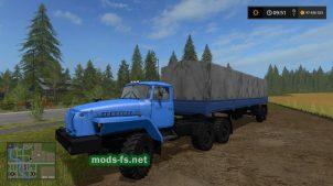 Мод УРАЛ-4320