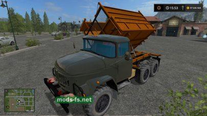 ZIL 131 mods FS 17