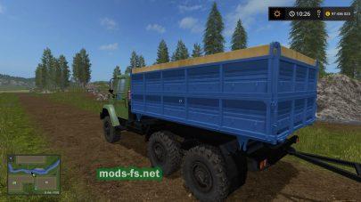 zil-4334 mods