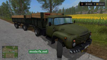 FS17 ZIL-130 Pricep GKB