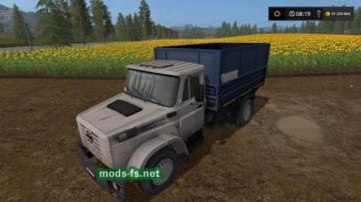ЗиЛ-4331 в игре FS 2017