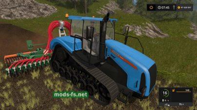 Трактор «Агромаш Руслан» для Farming Simulator 2017