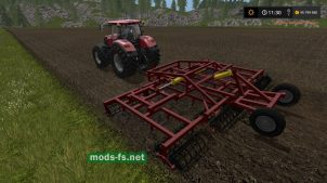 АКШ 7.2 для Farming Simulator 2017