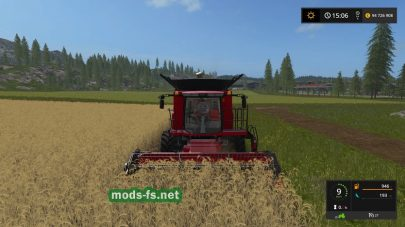 CASE IH AXIAL mods