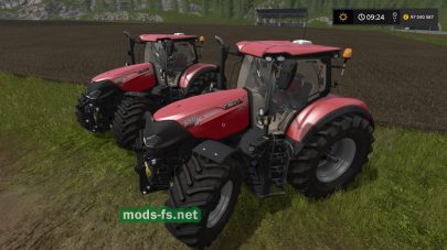 Case IH Optum CVX для Farming Simulator 2017